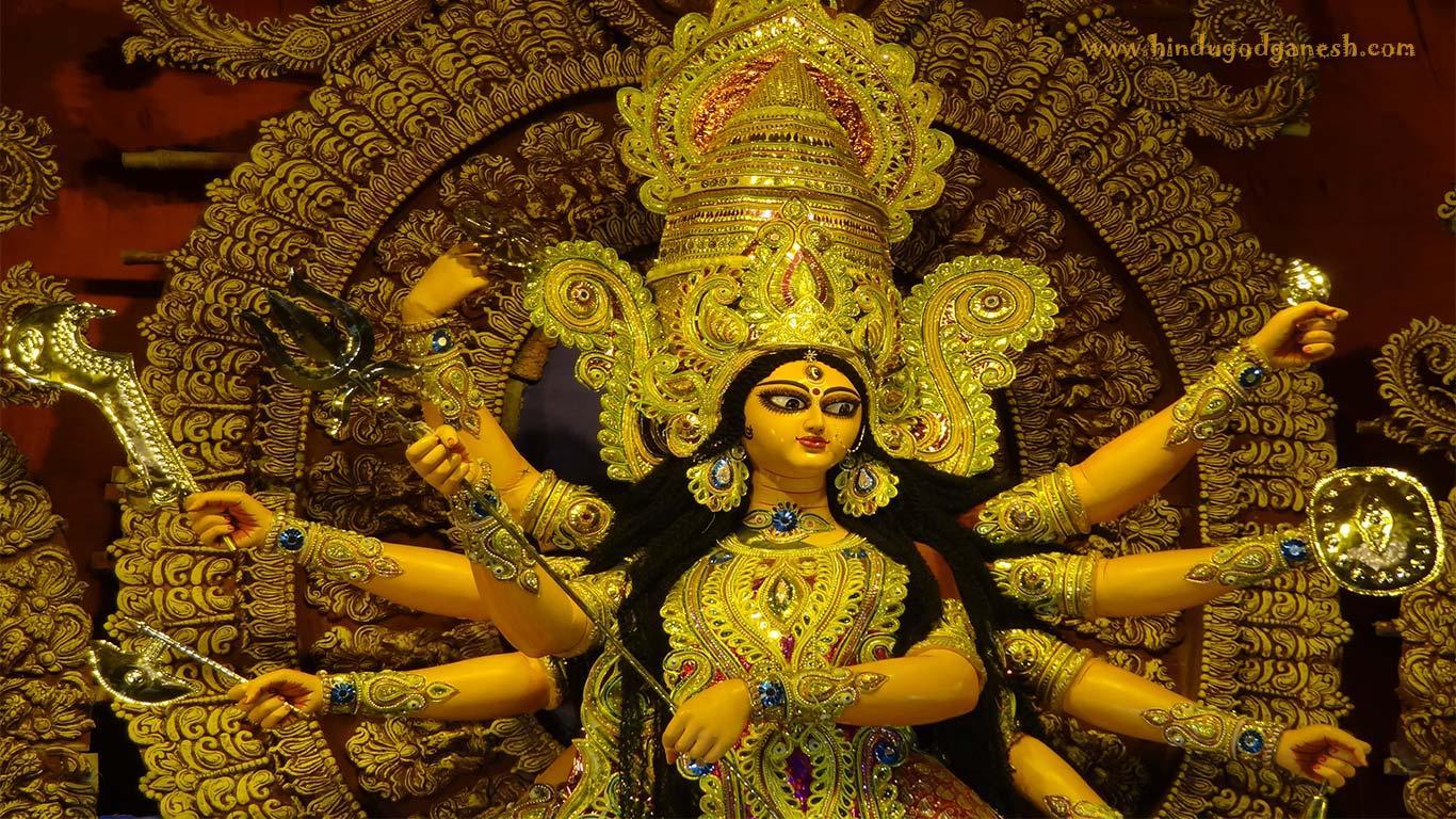 Desktop Durga Puja Hd Wallpapers Wallpaper Cave