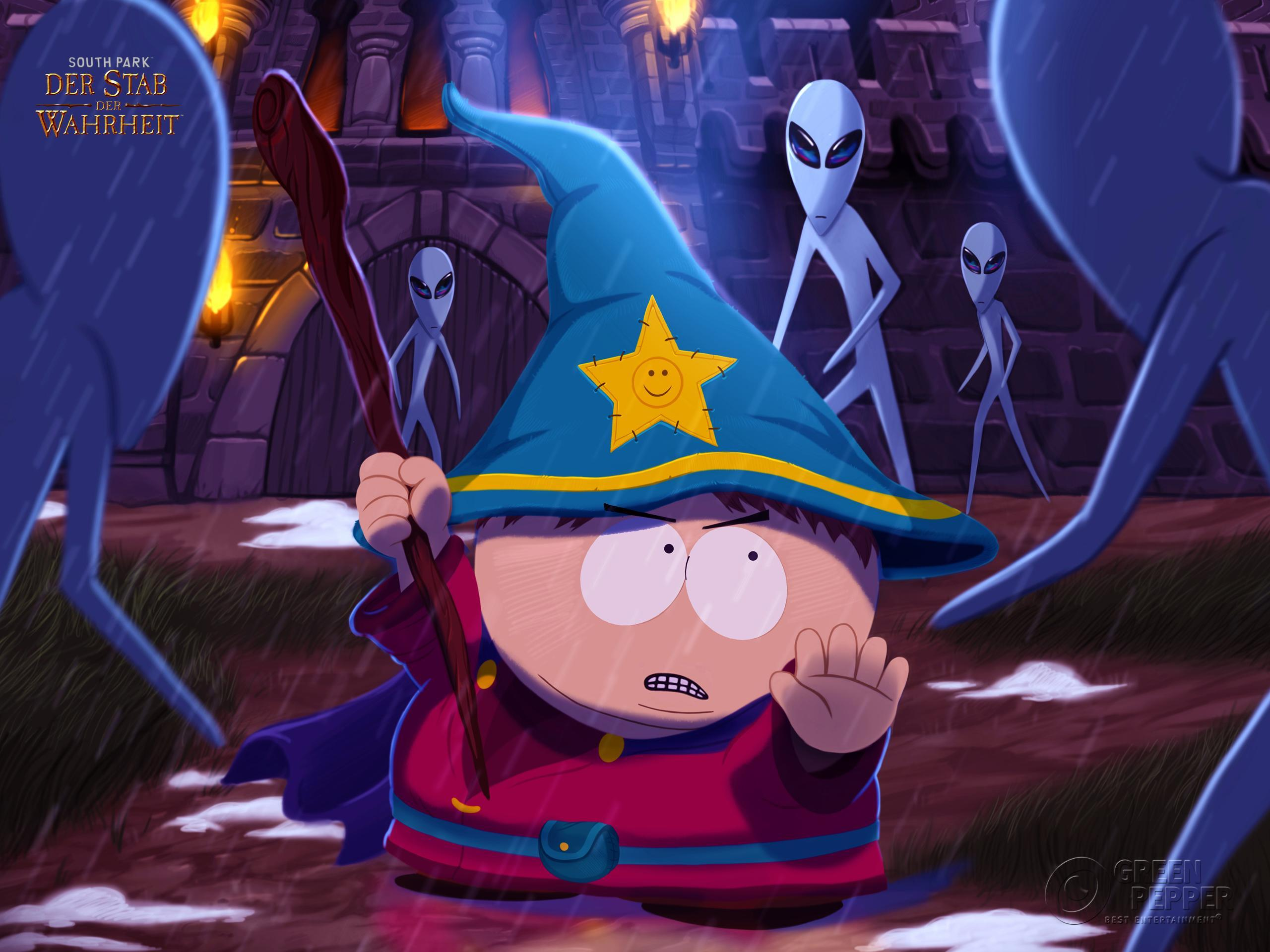 South Park The Stick Of Truth Wallpapers Wallpaper Cave