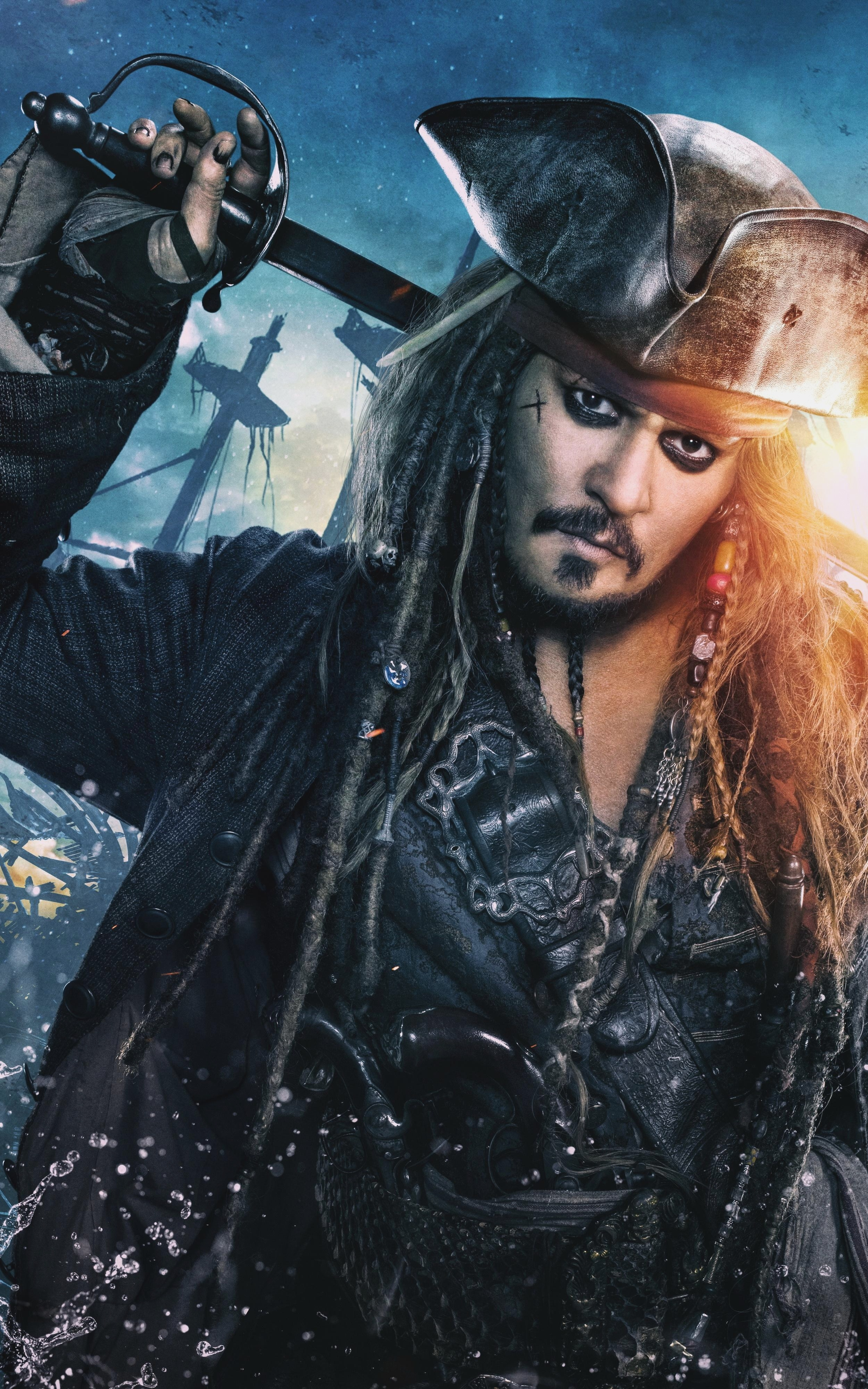 Captain Jack Sparrow Android Wallpapers - Wallpaper Cave