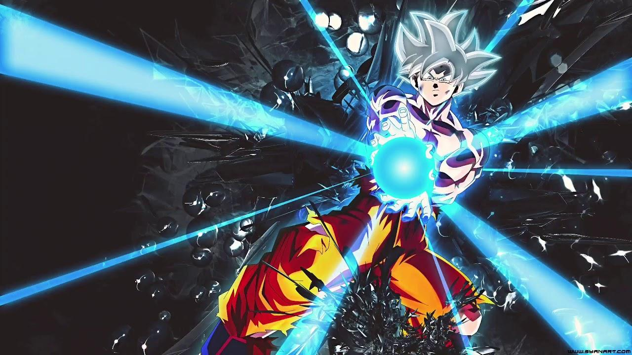 Dragon Ball Kamehameha Ultra Instinct Wallpapers Wallpaper Cave