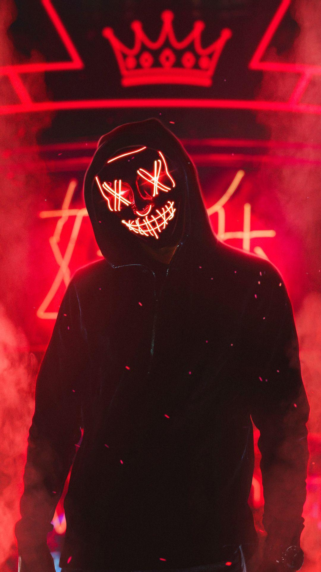 Mask Guy Wallpapers - Wallpaper Cave