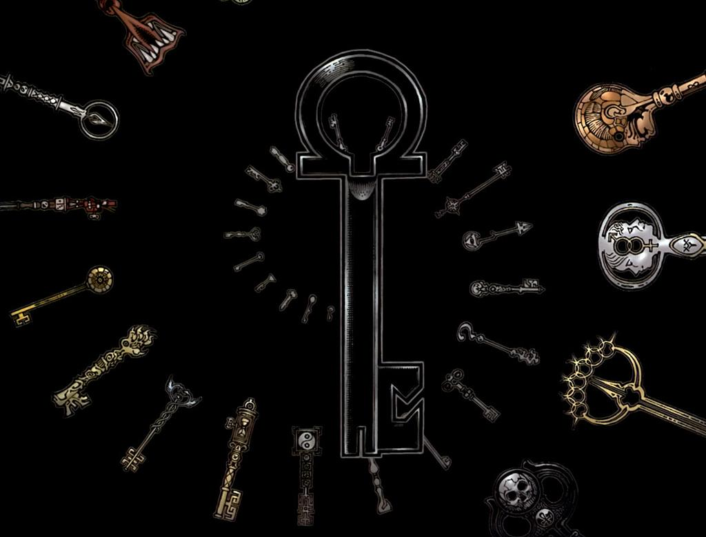 Locke And Key Teams Background
