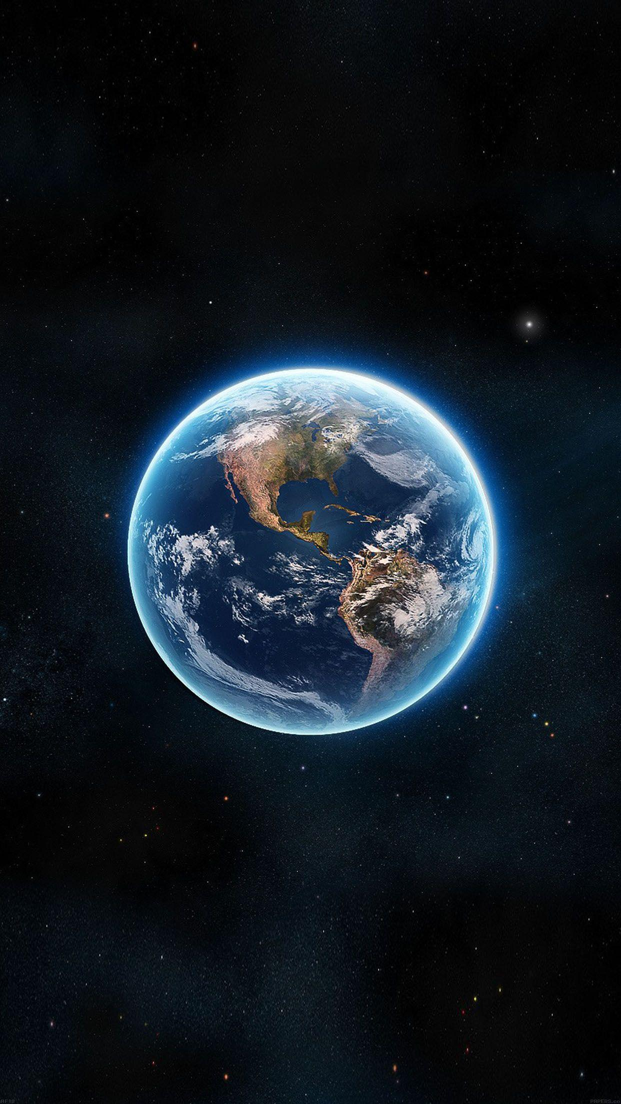 Earth View Android 10 4k Wallpapers - Wallpaper Cave