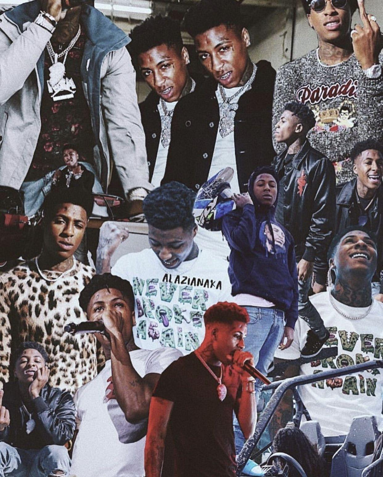 NBA Youngboy Aesthetic Wallpapers - Wallpaper Cave