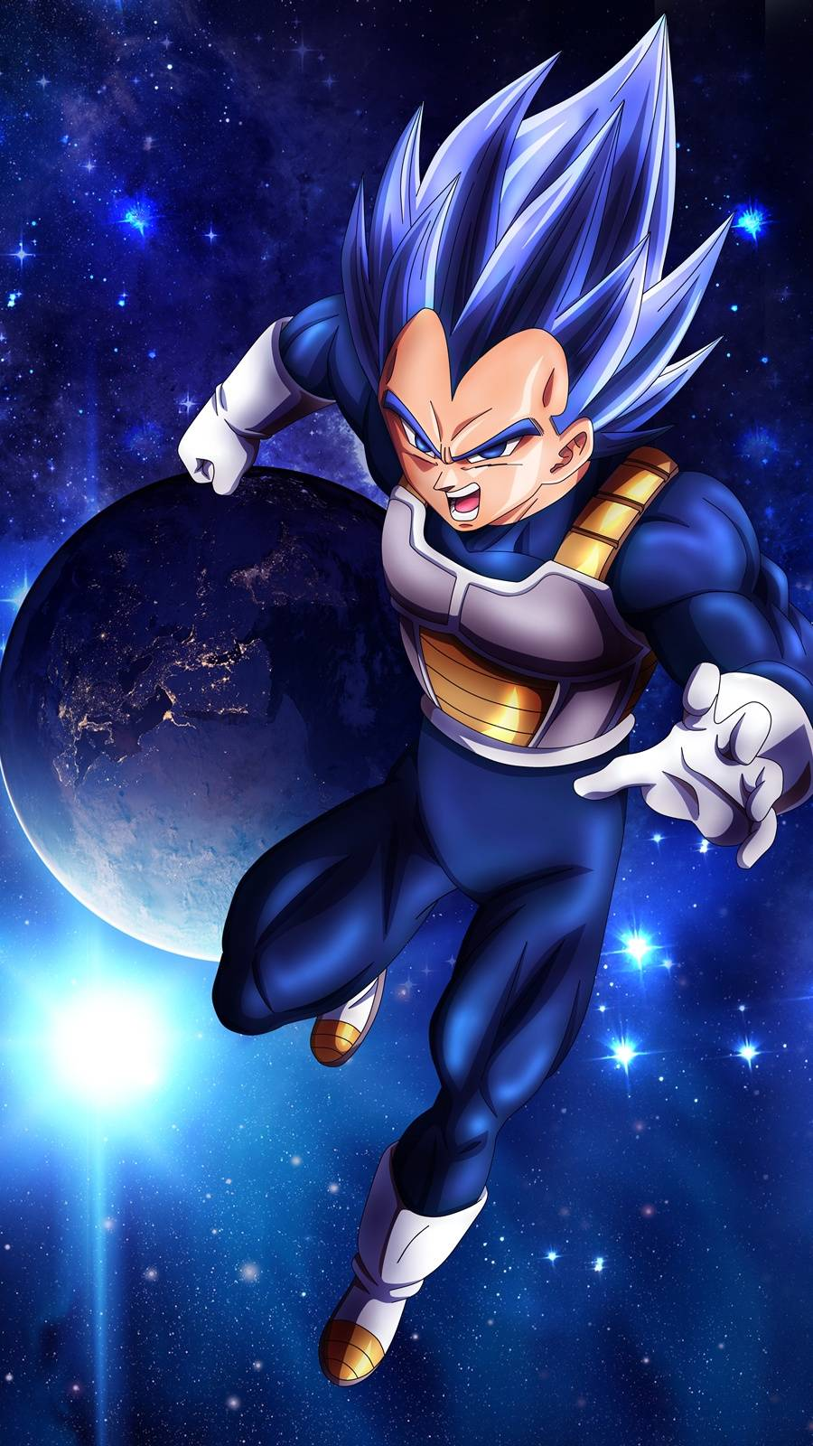 Vegeta 4k Android Wallpapers Wallpaper Cave