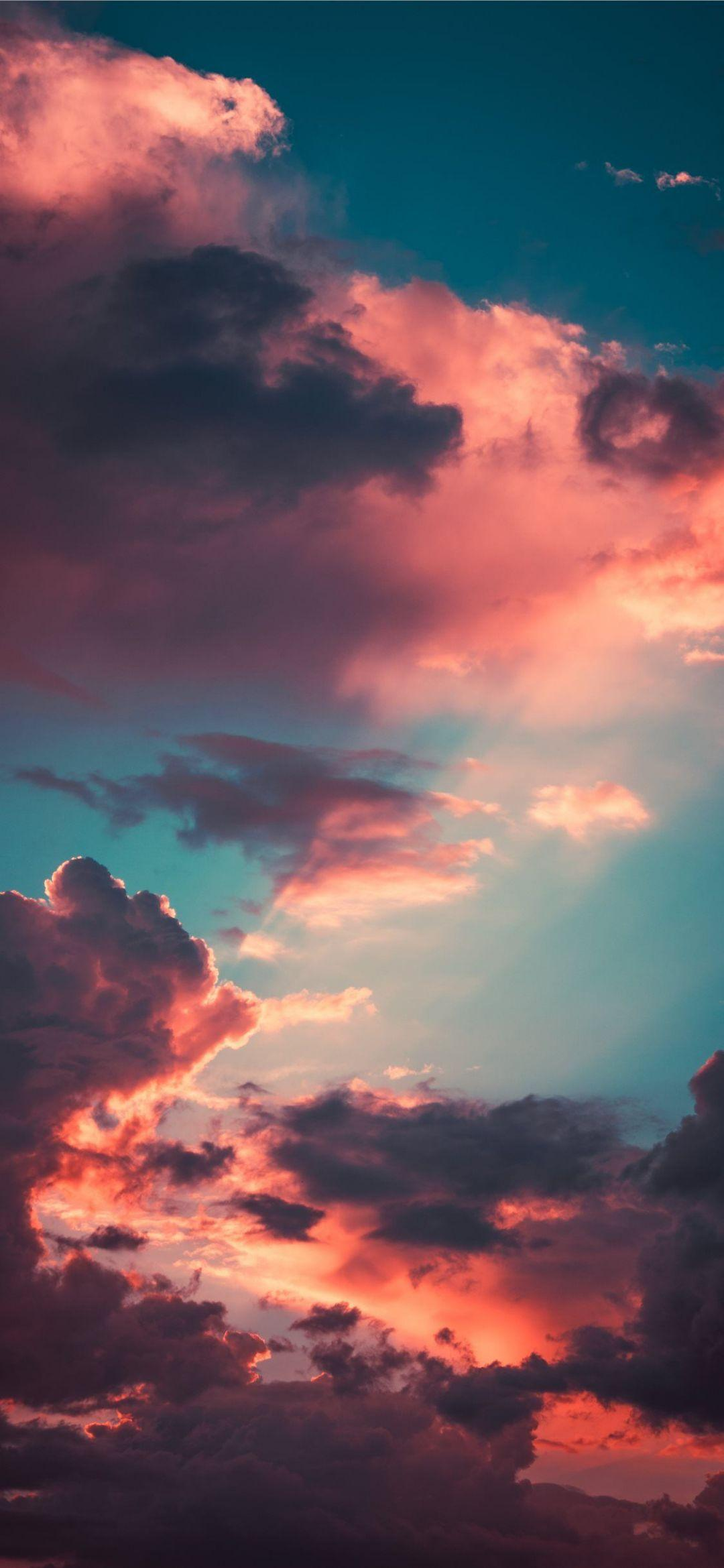 Aesthetic Clouds HD Wallpapers - Wallpaper Cave