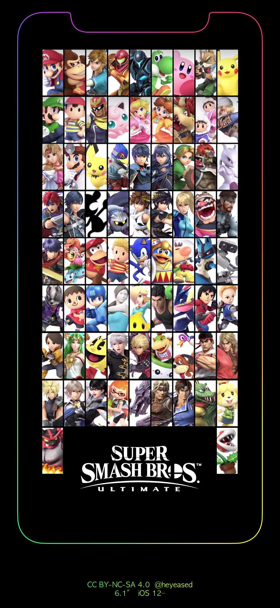 Smash Bros Android Wallpapers