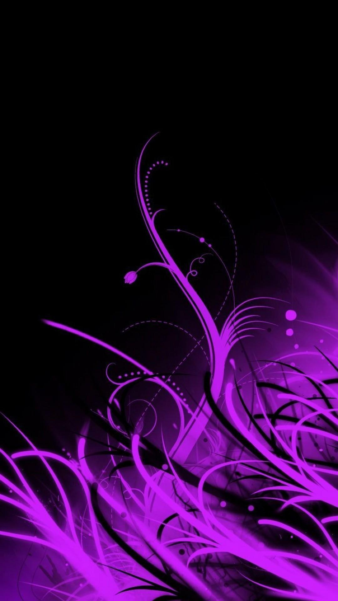 Purple Hd Android Wallpapers Wallpaper Cave