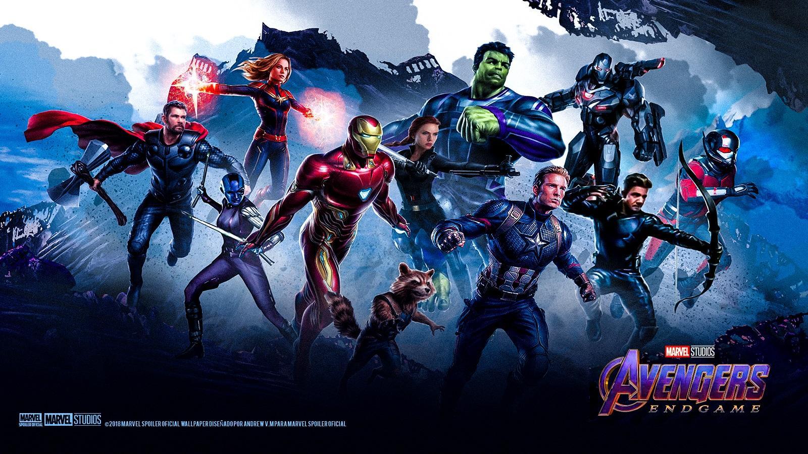 Avengers Fortnite Wallpapers Wallpaper Cave