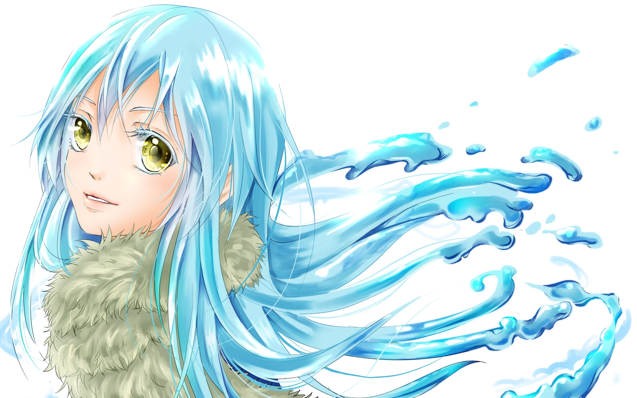 Wallpapers of That Time I Got Reincarnated as a Slime, Rimuru