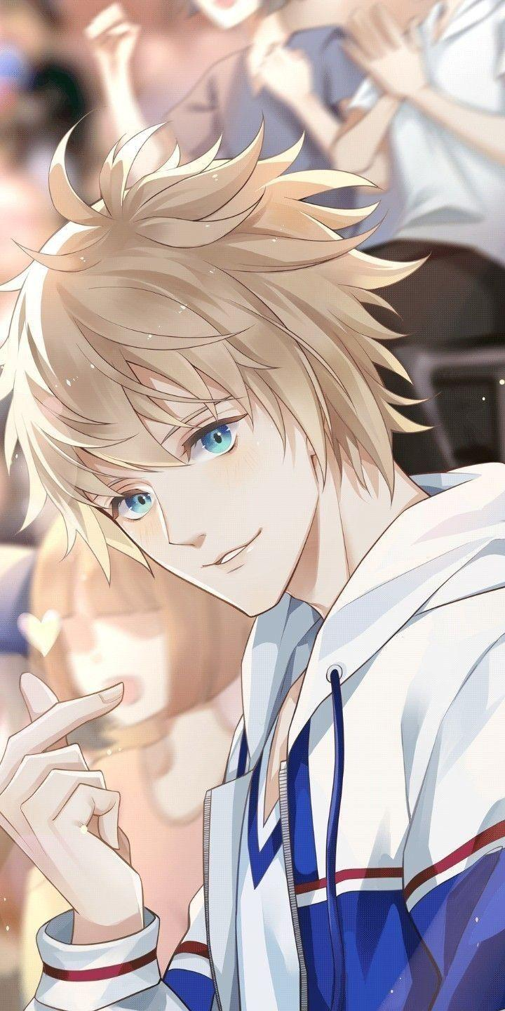 Cool Cute Anime Boy Wallpapers - Wallpaper Cave