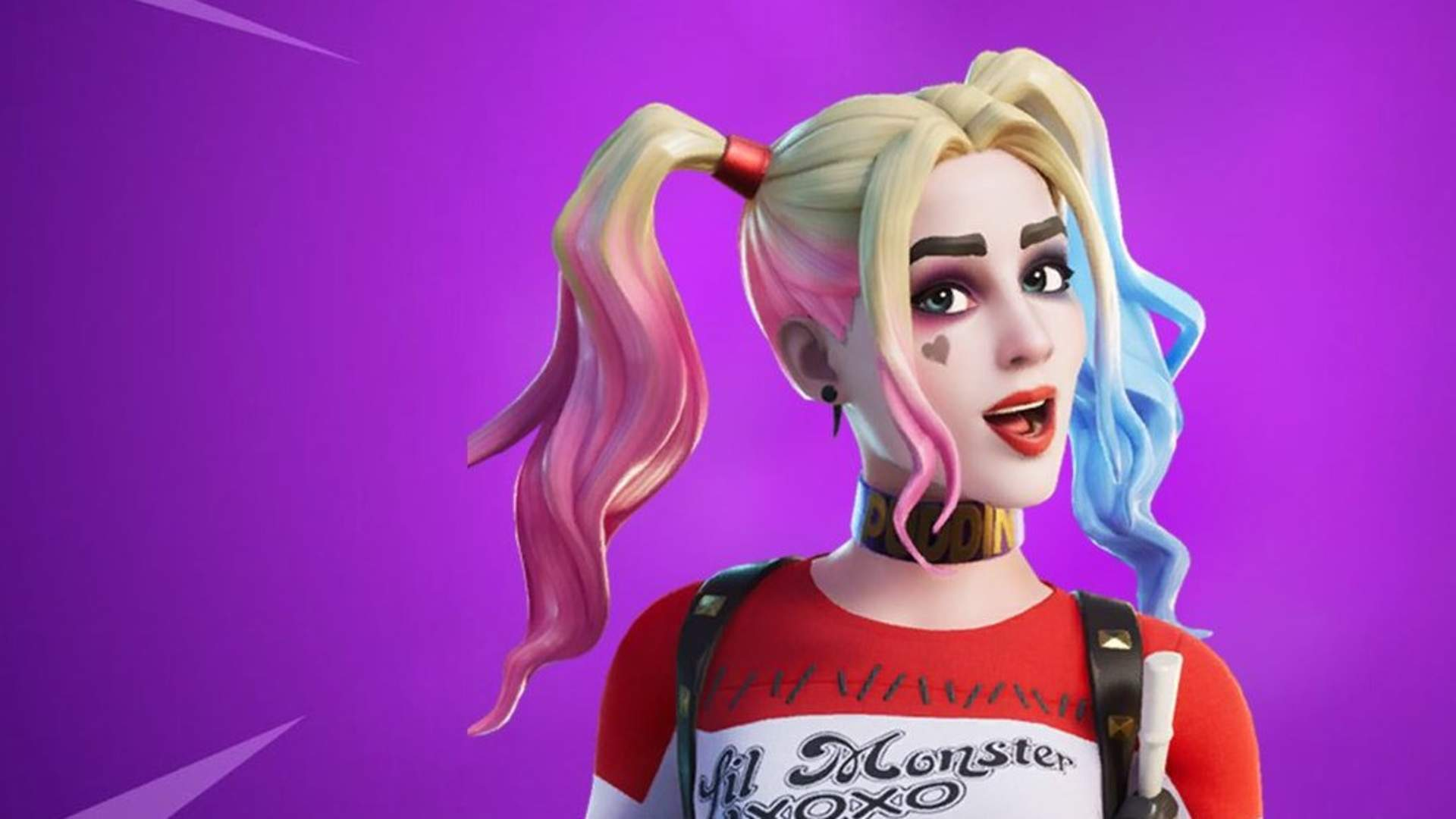 Harley Quinn Fortnite Outfit Wallpapers Wallpaper Cave