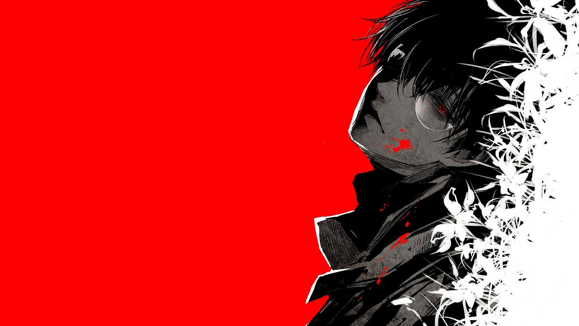 aesthetic ps4 tokyo ghoul wallpapers