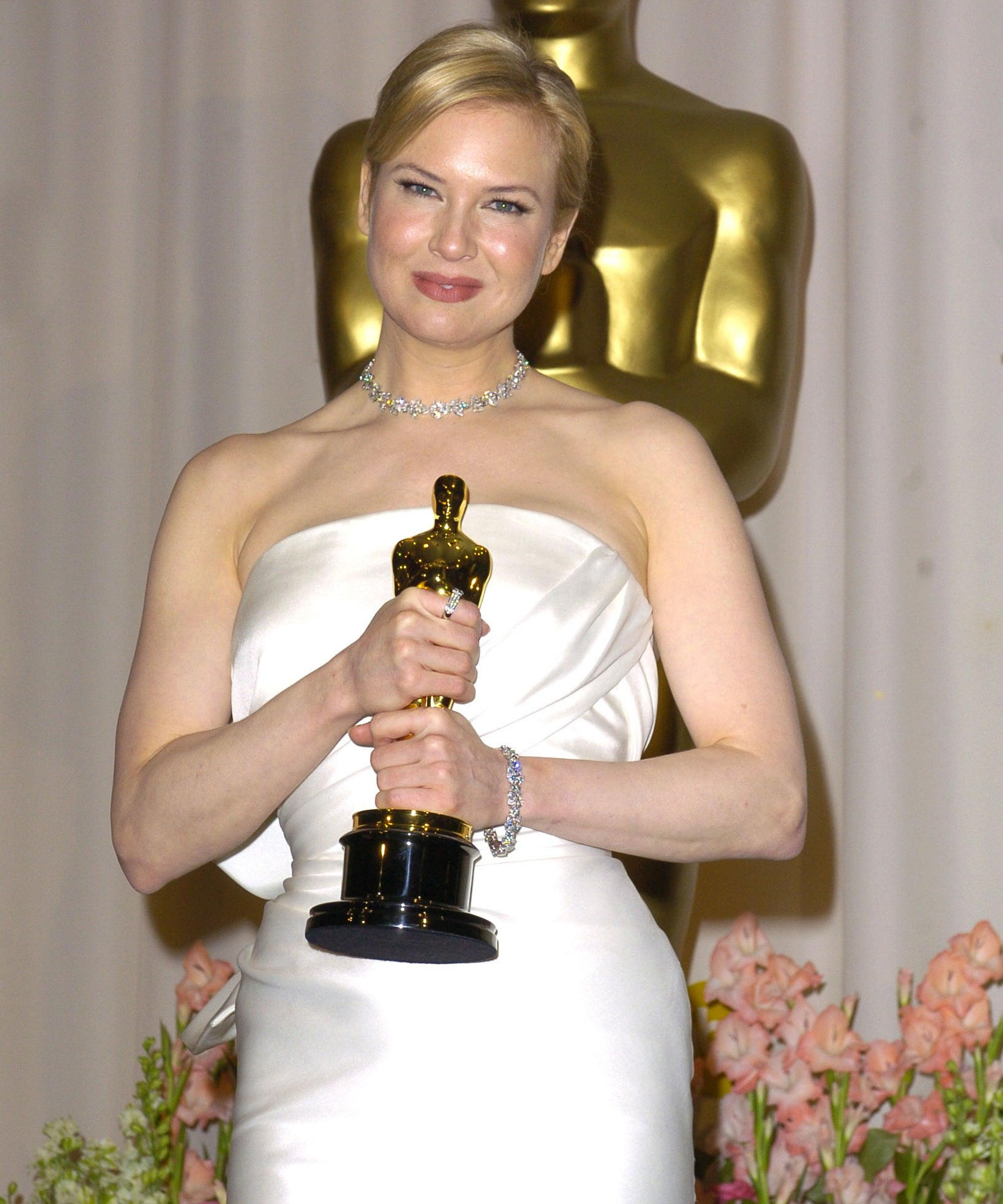 Renee Zellweger Oscars History Gives 2020 Nod Meaning