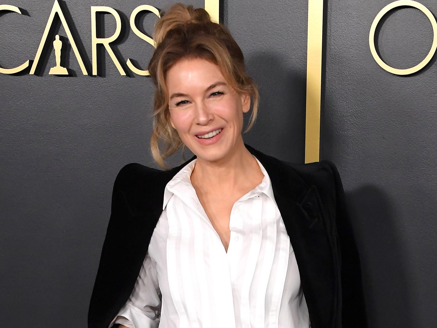 Renée Zellweger Doesn't Want to Geek Out at the Oscars Again