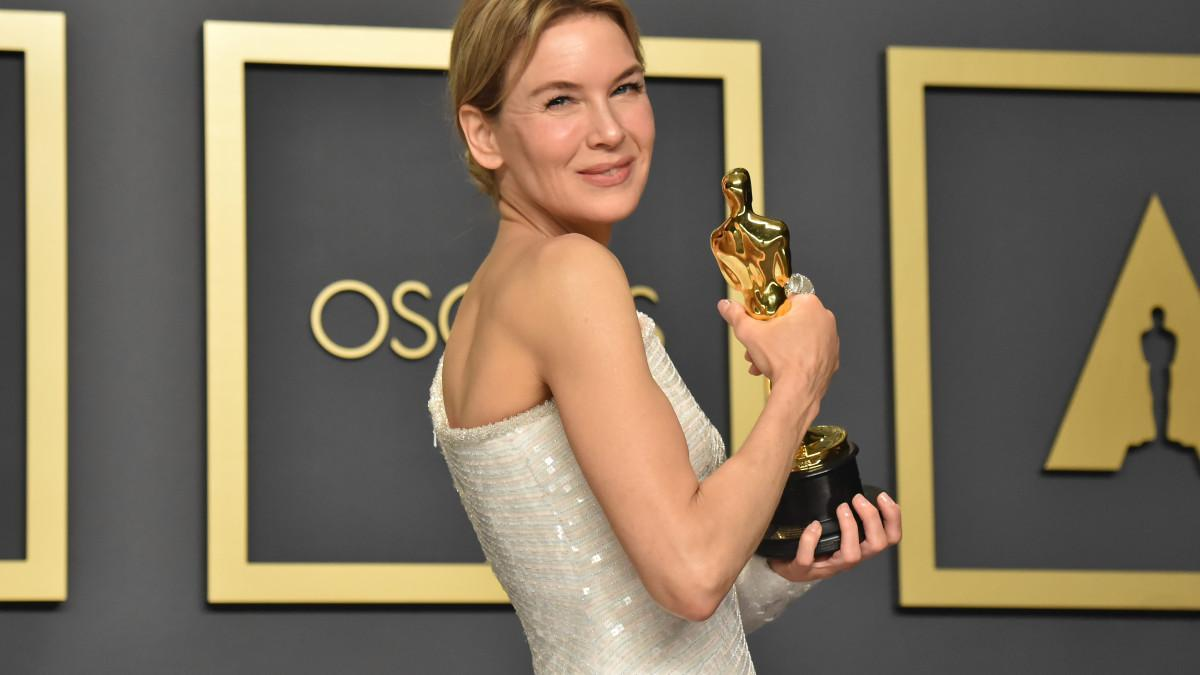 Zellweger Completes Comeback With Best