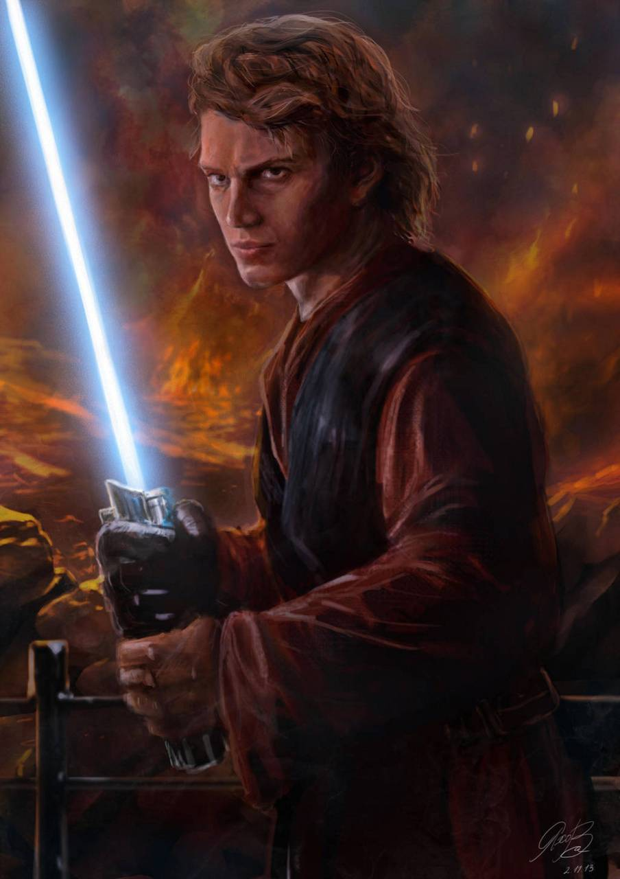 Anakin Iphone Wallpapers Wallpaper Cave