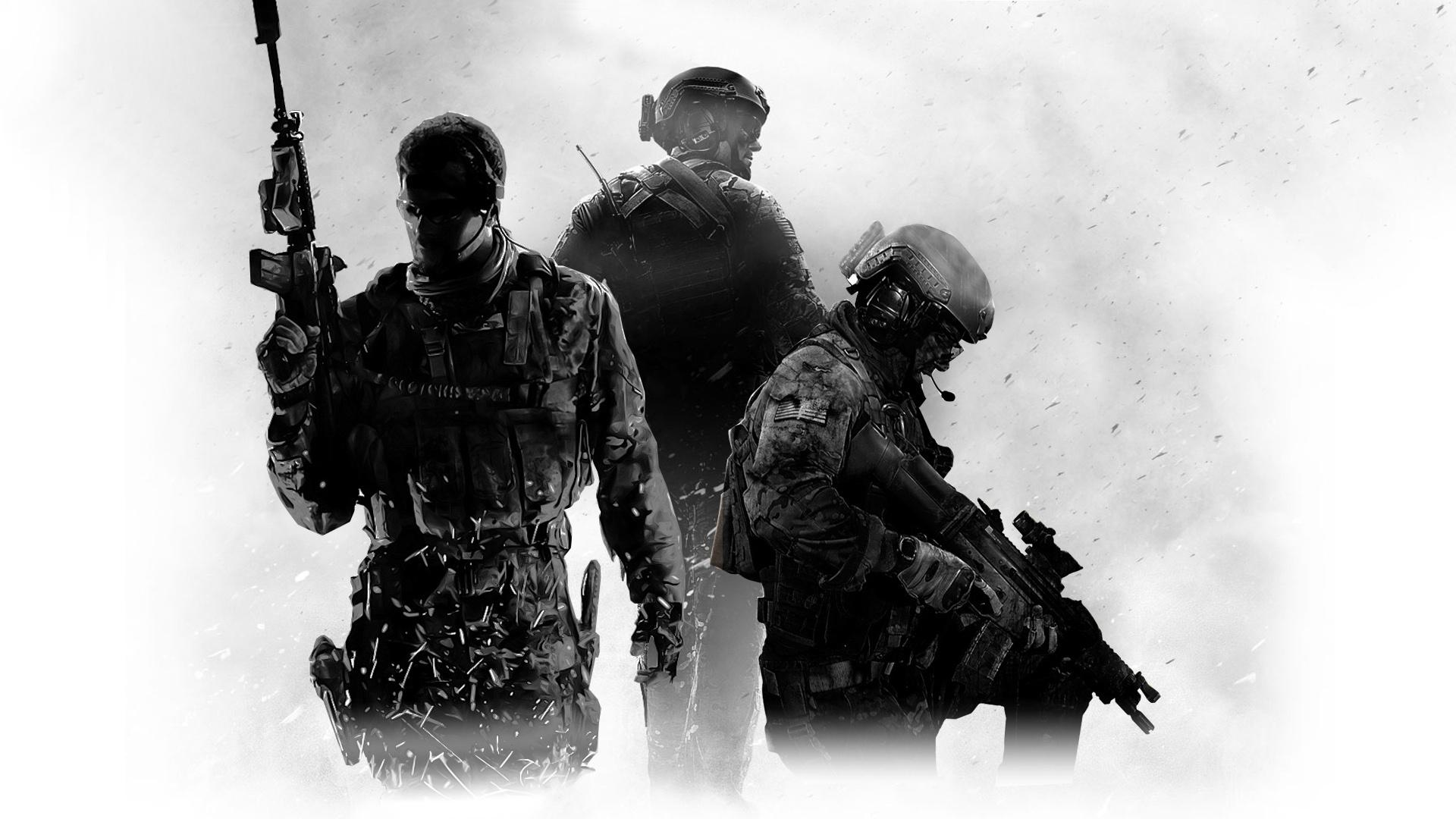 Call Of Duty Modern Warfare Hd Wallpapers Wallpaper Cave
