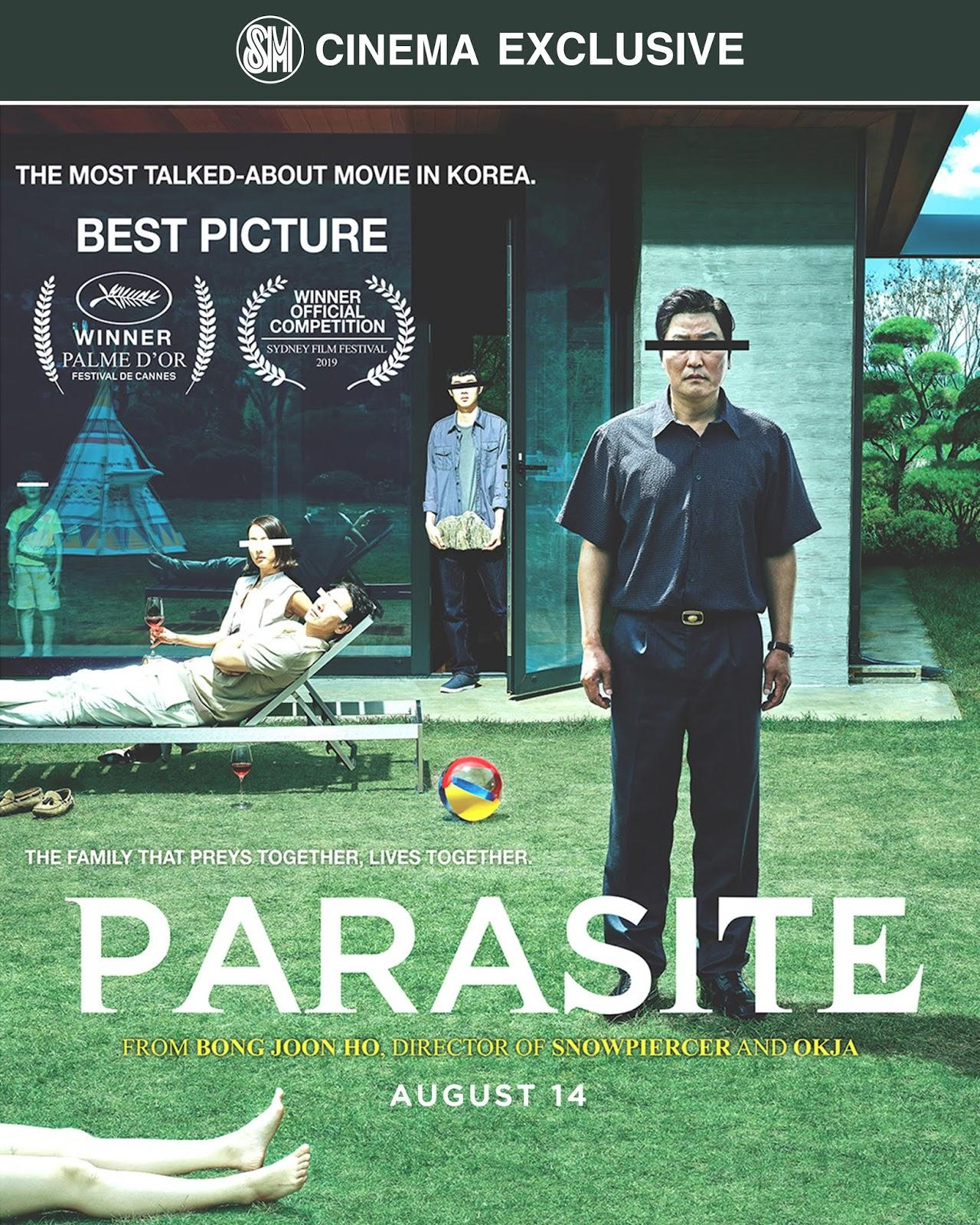 Parasite 2019 Movie Wallpapers - Wallpaper Cave