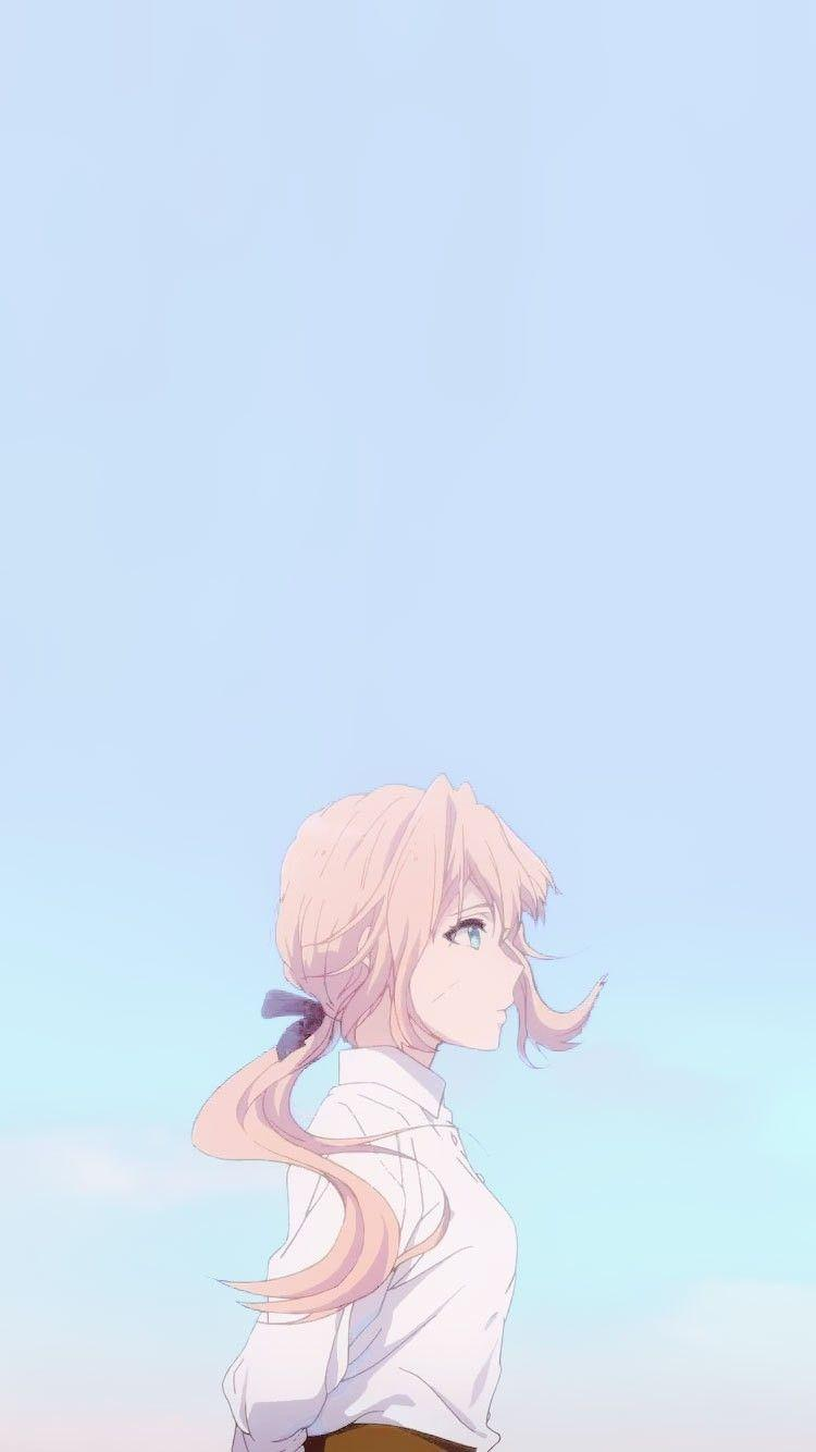 Anime Girls Iphone Wallpapers Wallpaper Cave