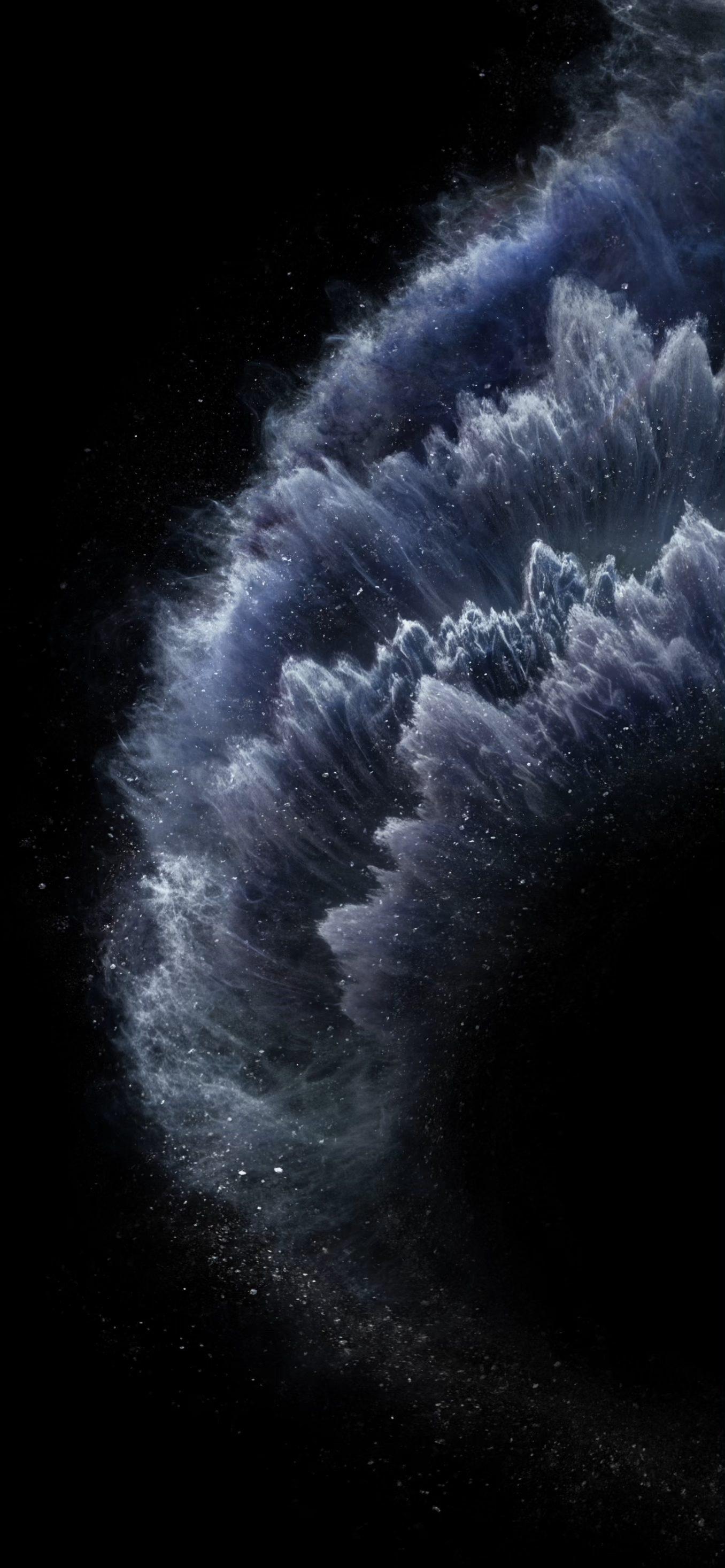 Iphone Dark Mode Wallpapers Wallpaper Cave