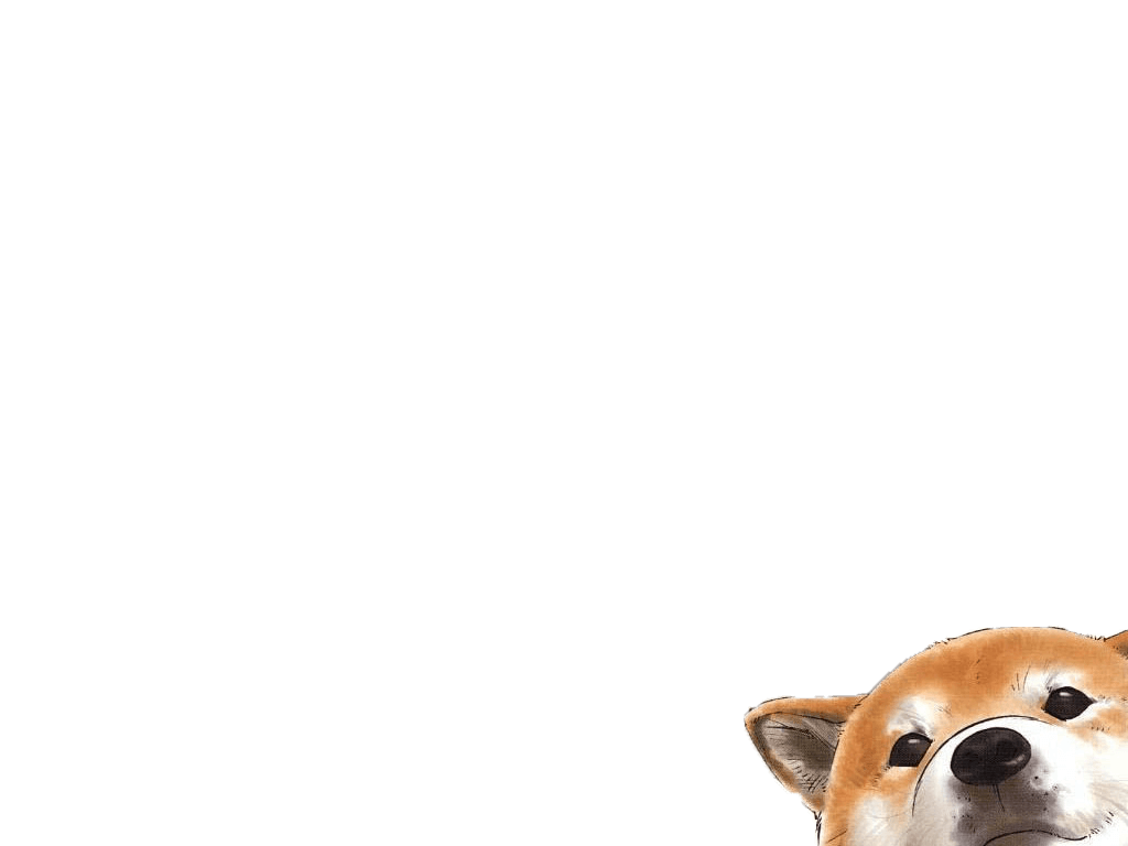 Dog Aesthetic Wallpapers
