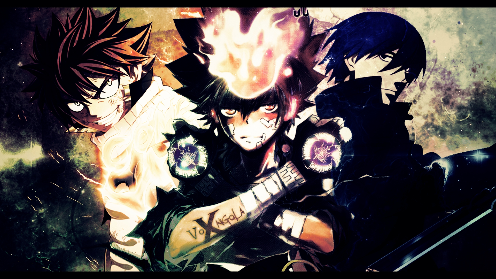 Pc Anime Hd Wallpapers Wallpaper Cave