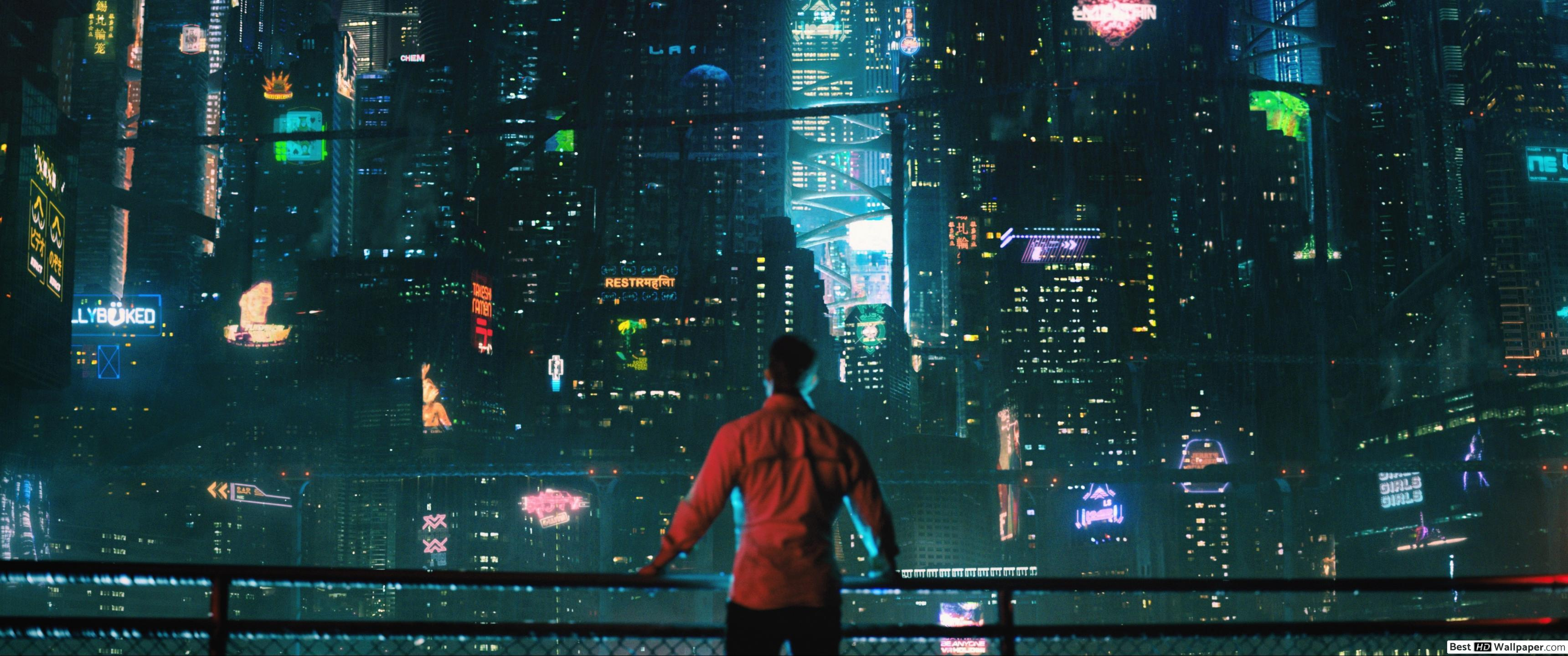 Altered Carbon 2 Wallpapers Wallpaper Cave