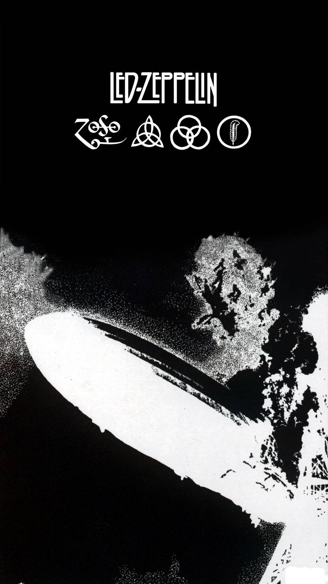 Led Zeppelin Smartphones Wallpapers Wallpaper Cave