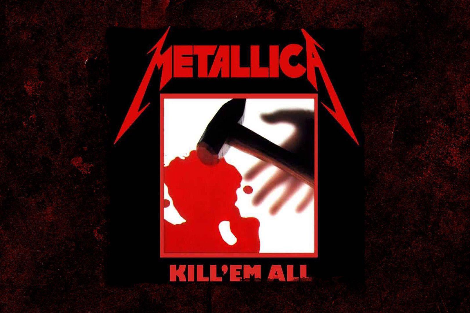 Metallica Kill 'Em All Wallpapers - Wallpaper Cave