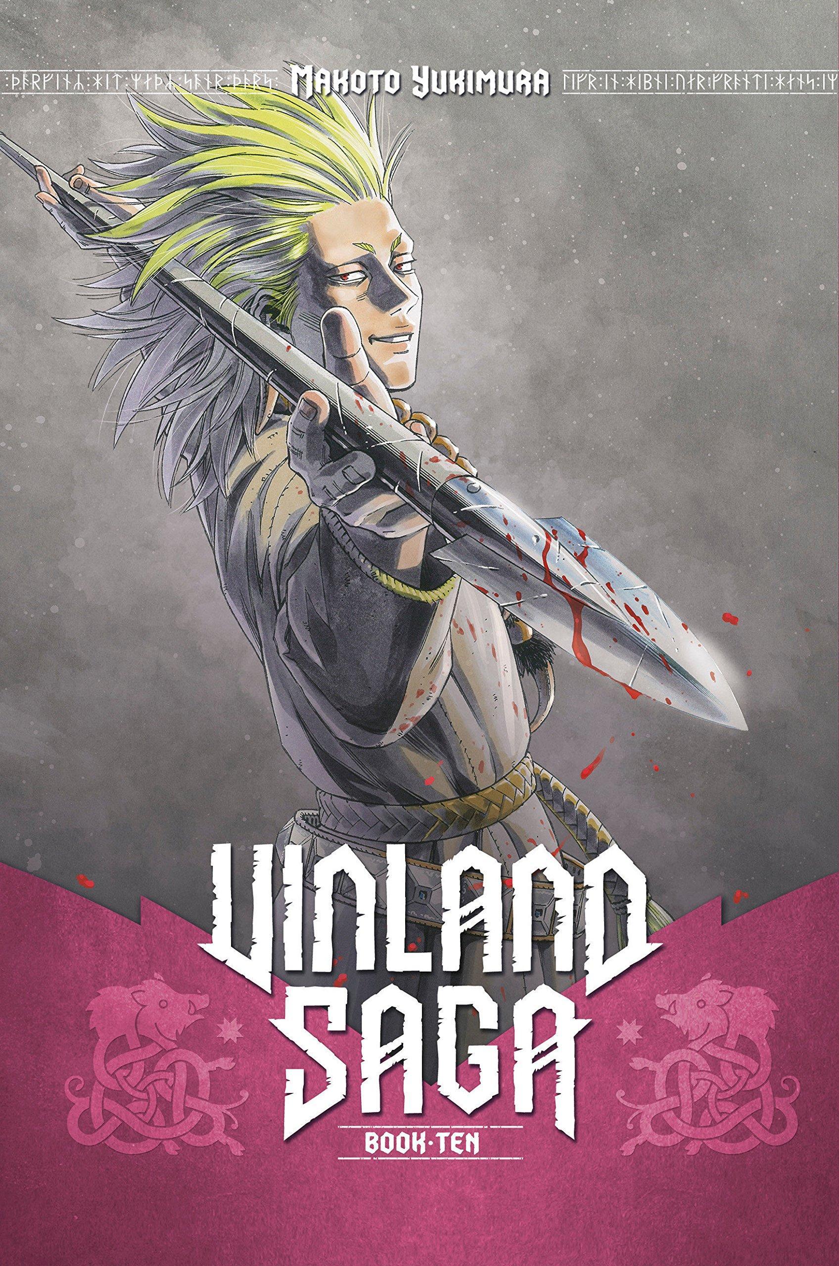 Vinland Saga Android Wallpapers - Wallpaper Cave