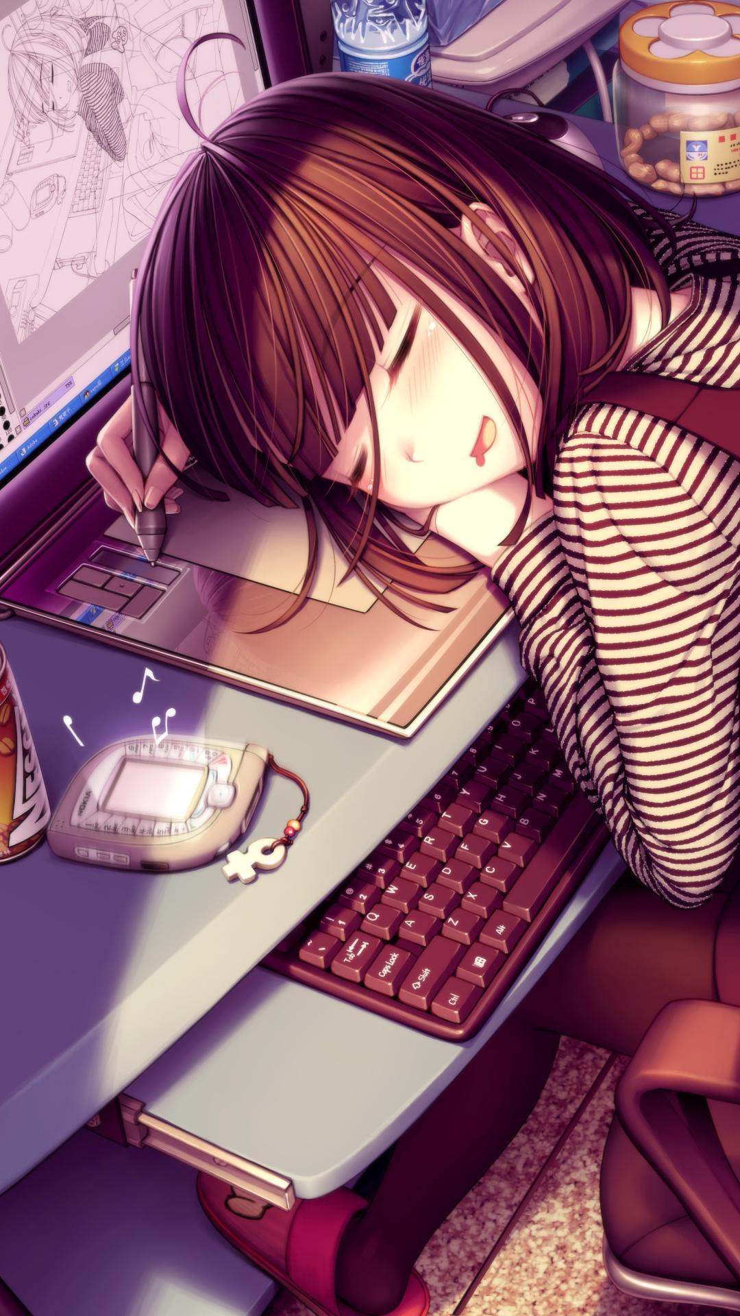 Anime Girl 4k Phone Wallpapers - Wallpaper Cave