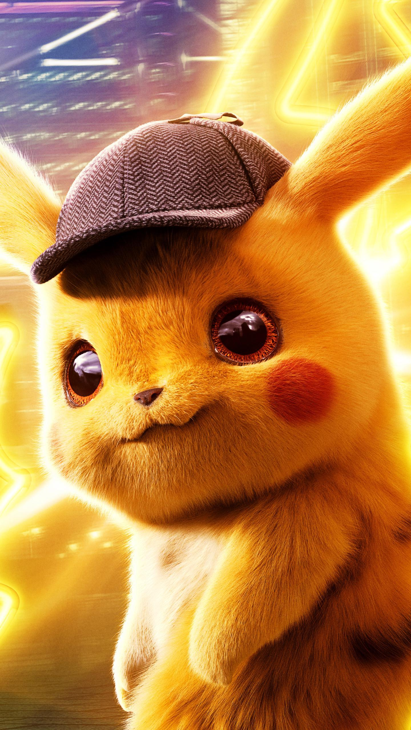 Pikachu Movie Wallpapers Wallpaper Cave