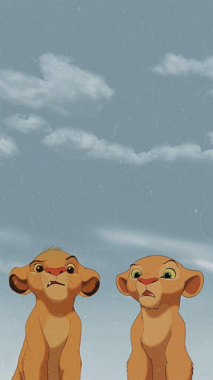 lockscreen lion king