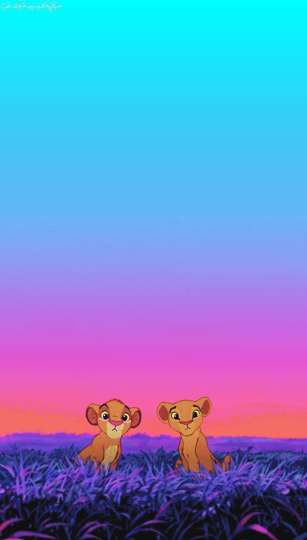 Lion King iPhone Wallpapers