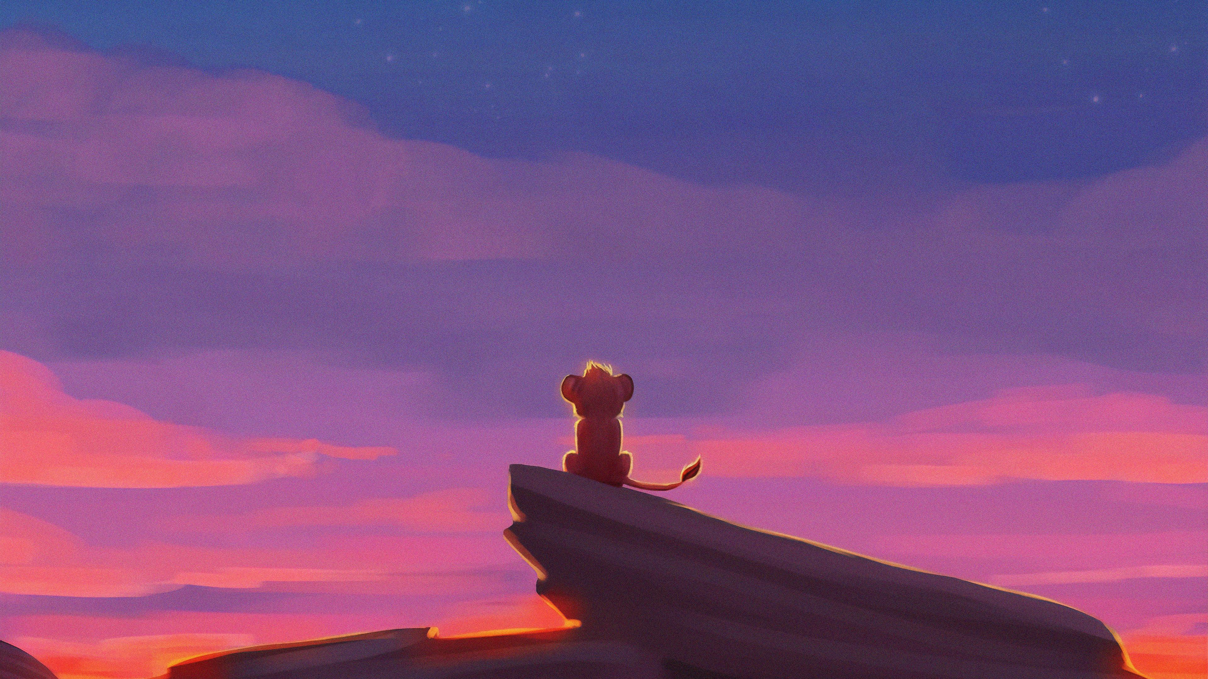 Disney Wallpapers Lion King