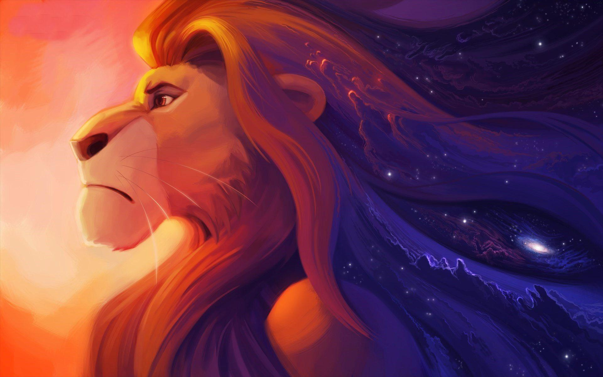 Best 51+ Young Simba Wallpapers on HipWallpapers