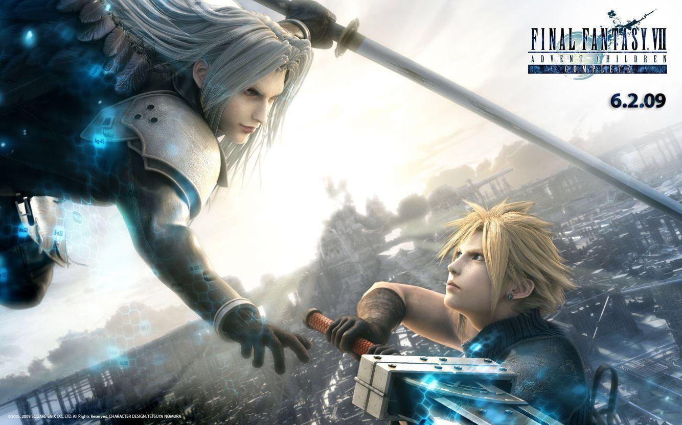 Final Fantasy VII Remake Sephiroth Wallpapers - Wallpaper Cave