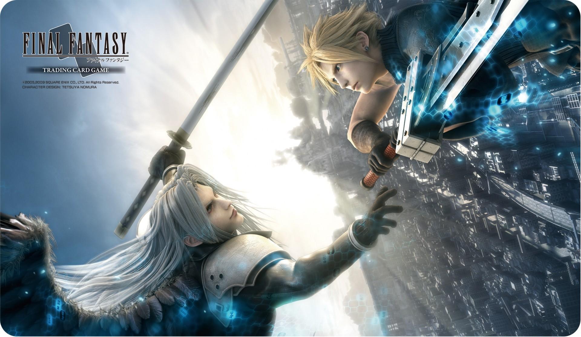 Final Fantasy Vii Remake Sephiroth Wallpapers Wallpaper Cave