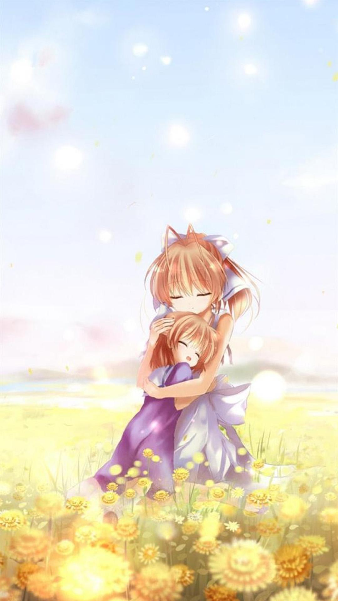 Cute Anime iPhone Wallpapers - Wallpaper Cave