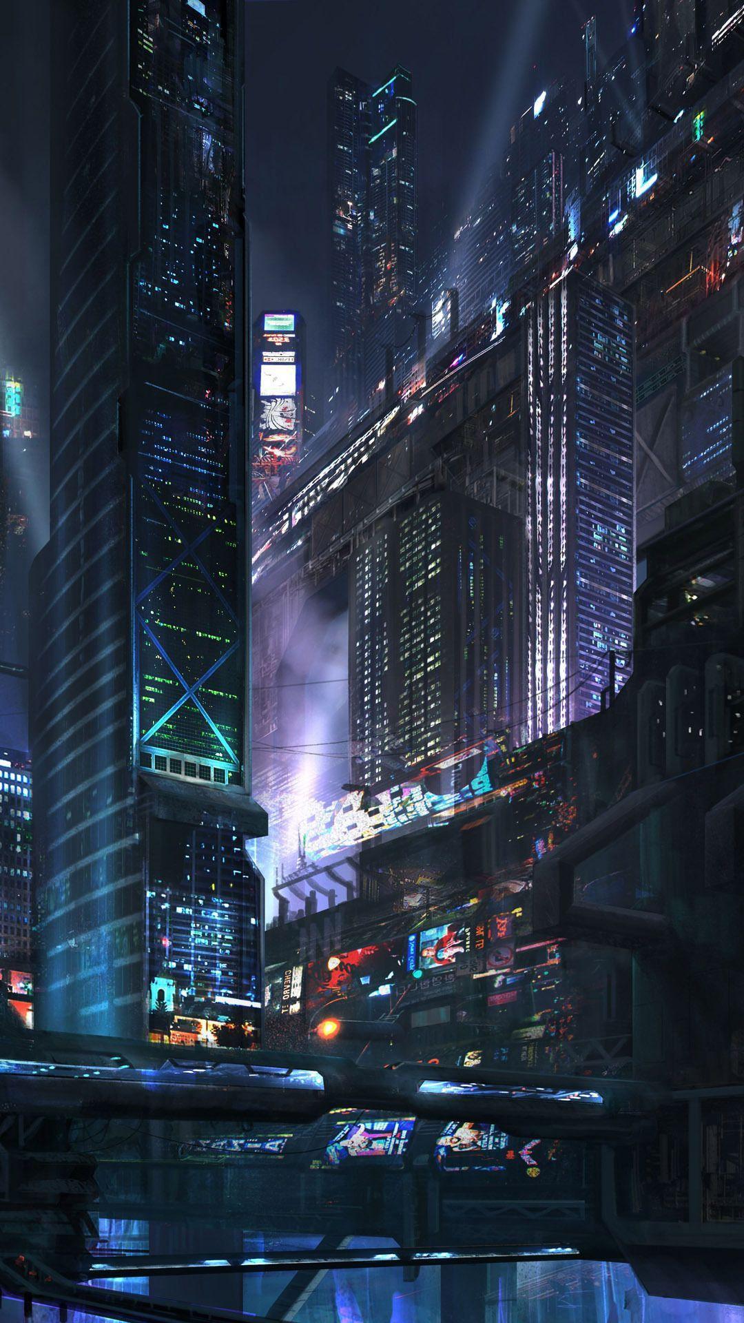 Cyberpunk 2077 Mobile HD Wallpapers - Wallpaper Cave