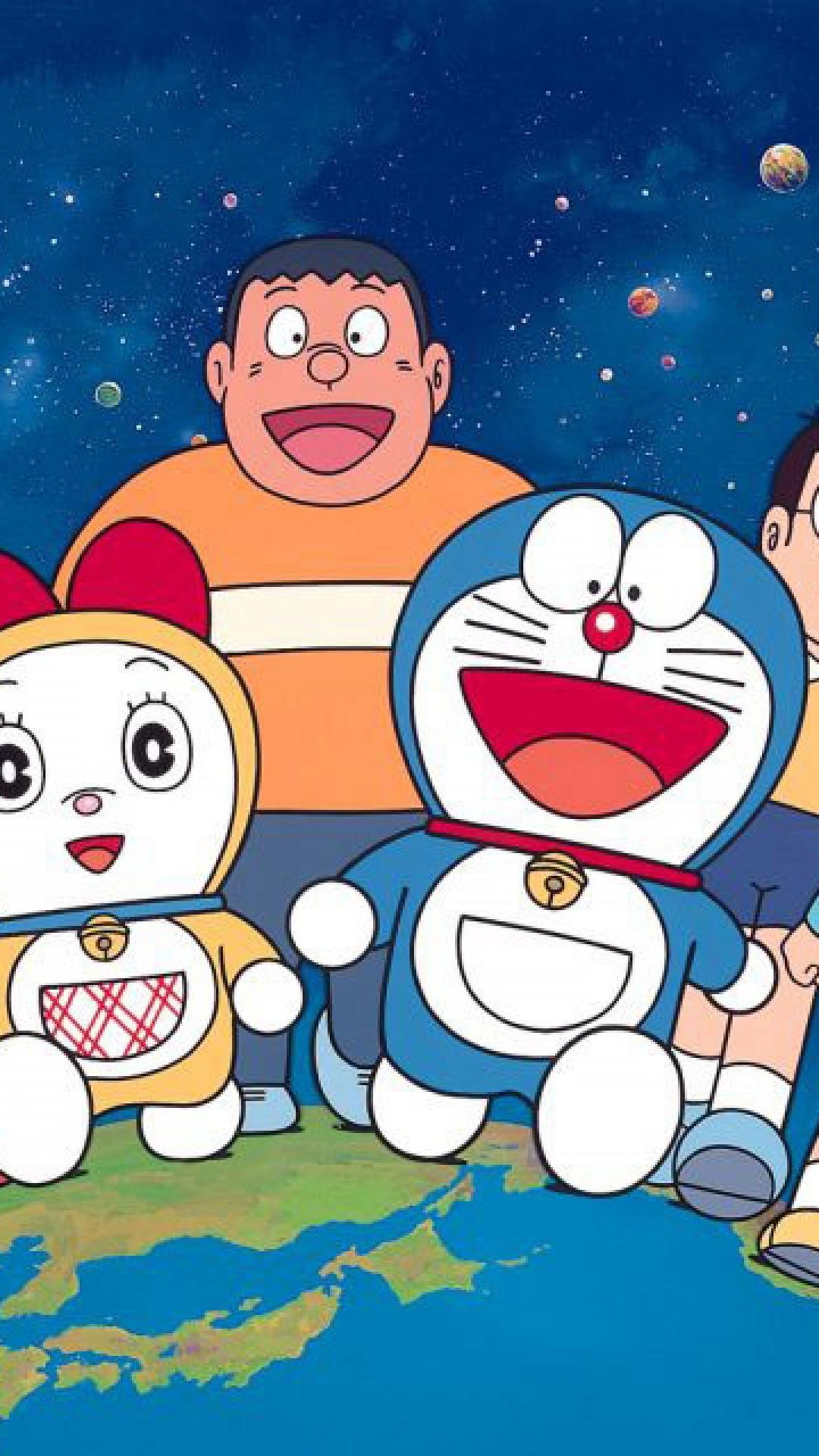 Doraemon Full HD iPhone Wallpapers - Wallpaper Cave
