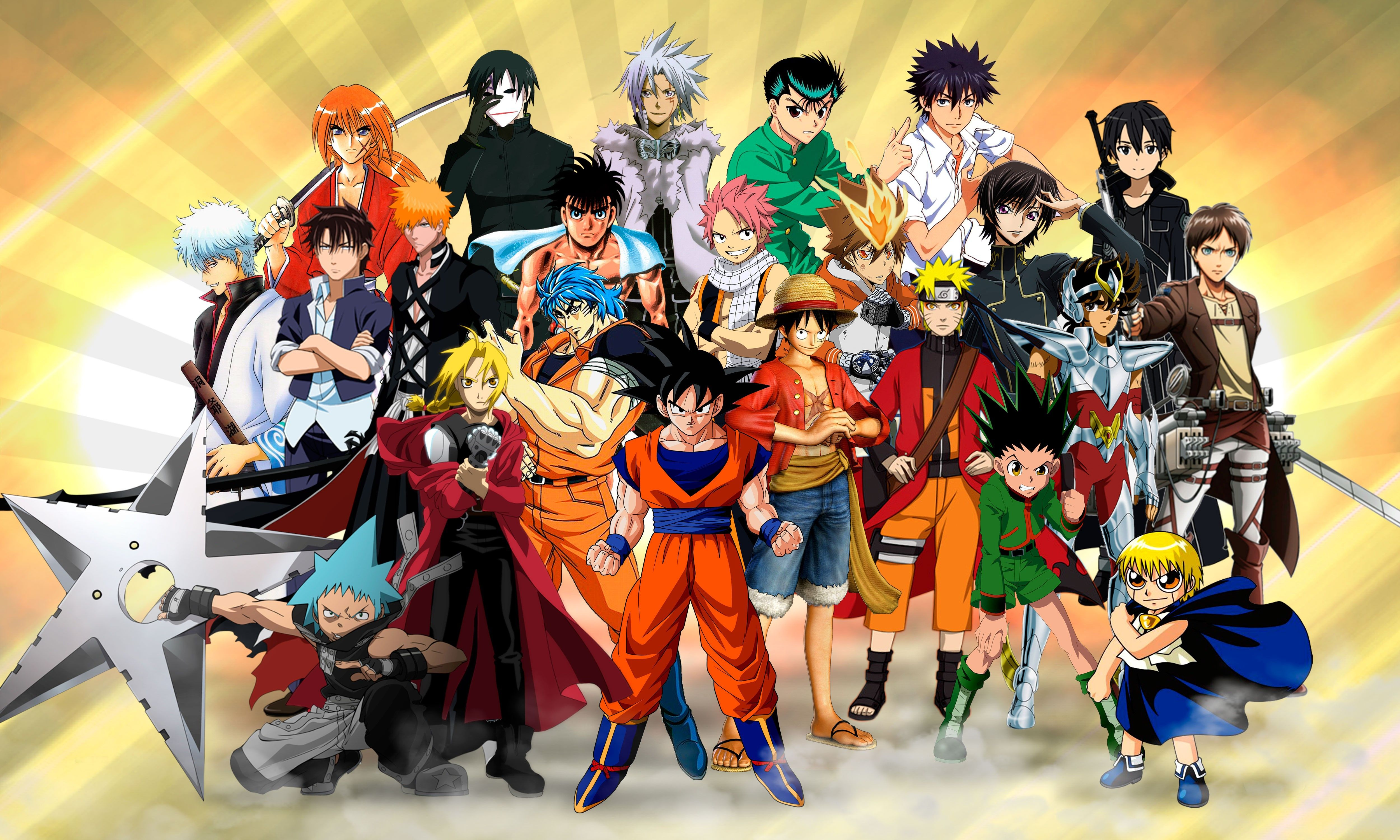 Anime Hero Cool Pic Wallpapers ...