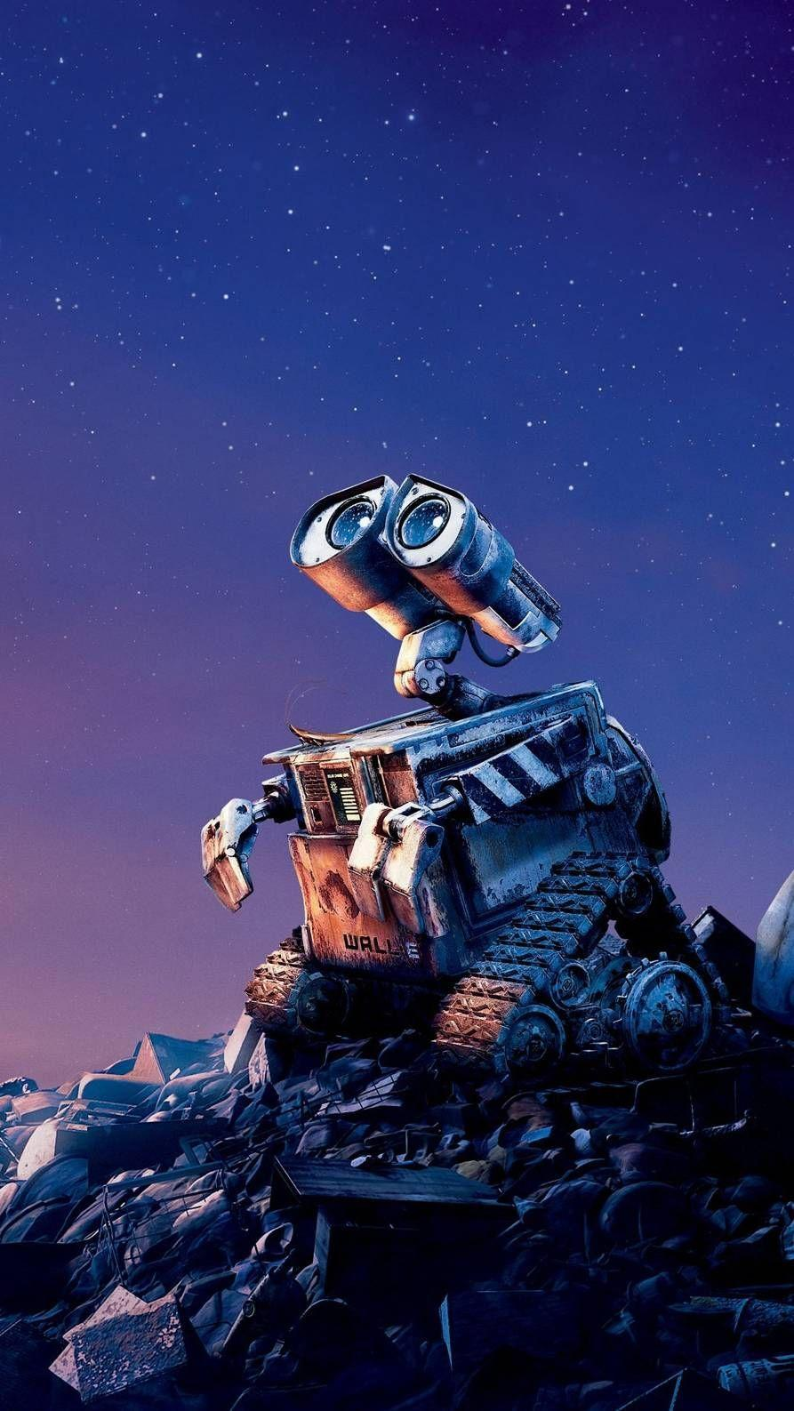 Wall E Hd Android Wallpapers Wallpaper Cave