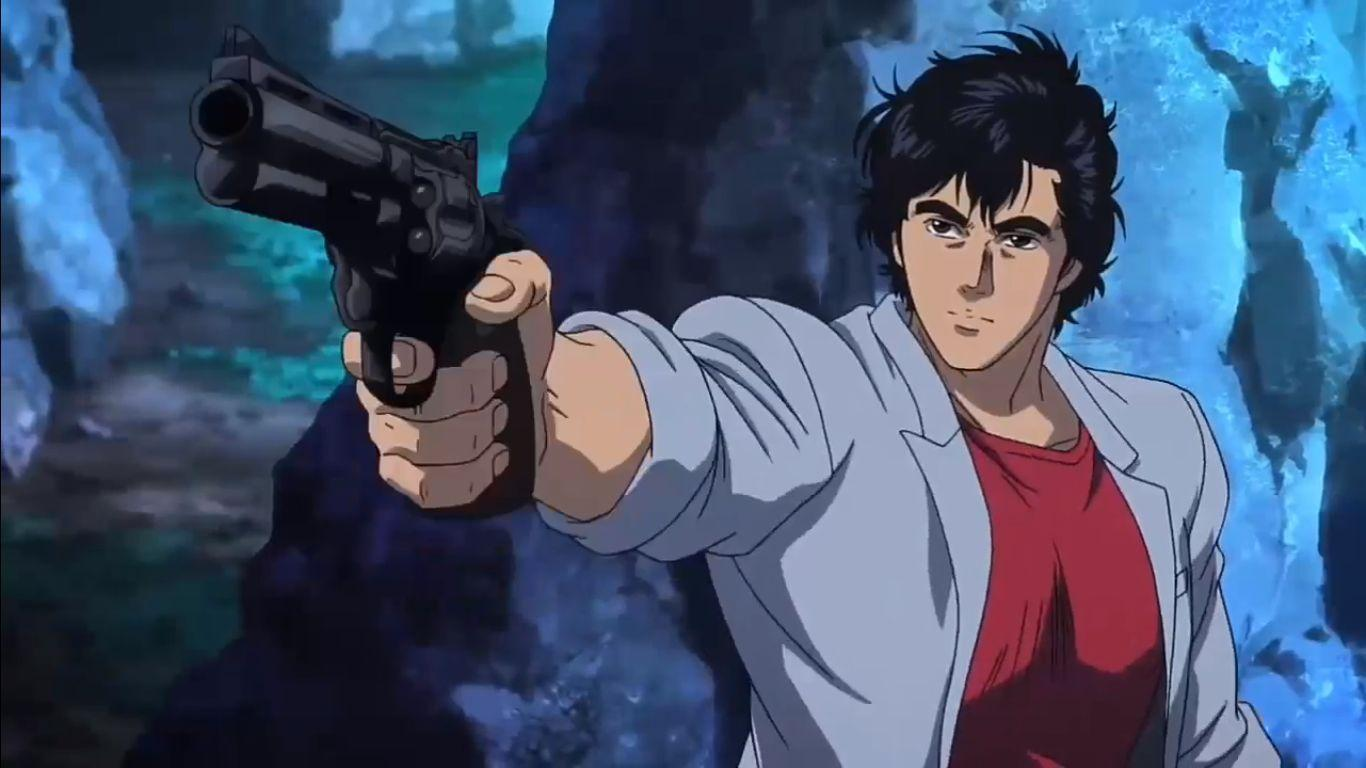 City Hunter Anime HD Wallpapers - Wallpaper Cave