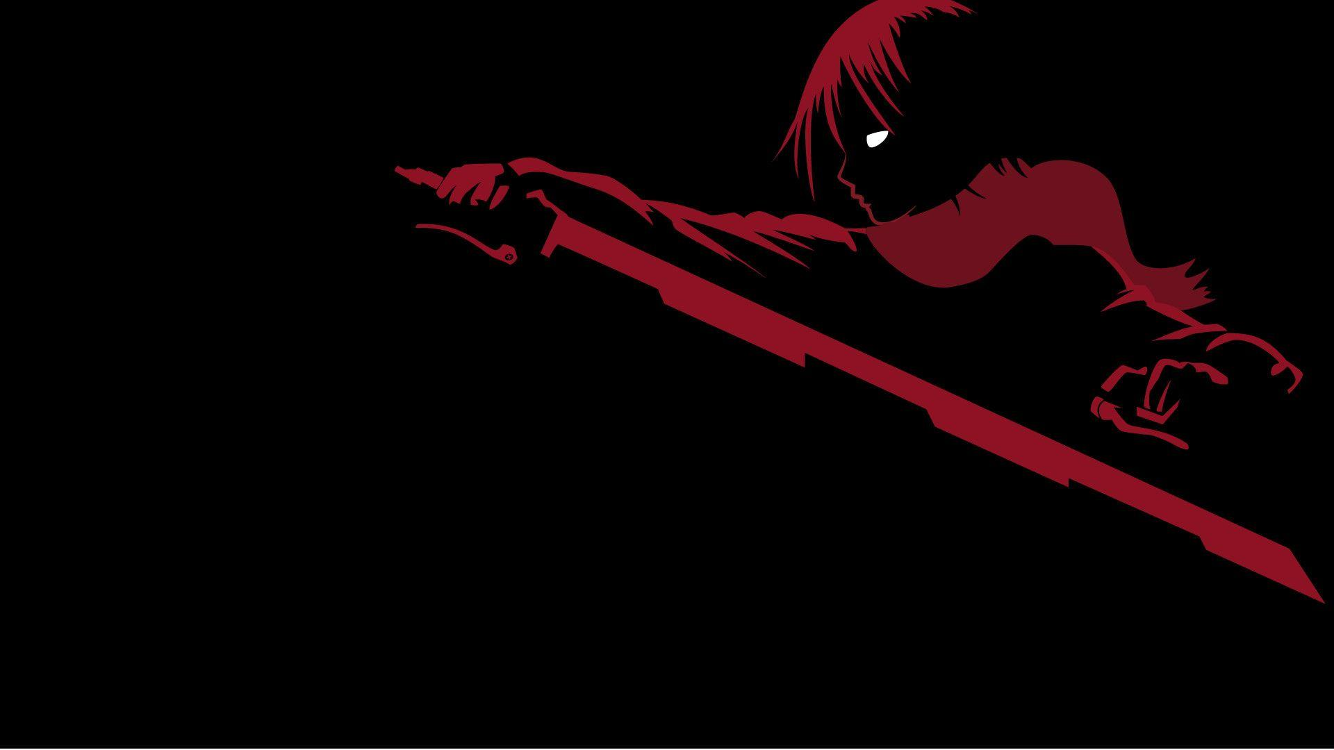 Anime Red 1920x1080 Wallpapers Wallpaper Cave