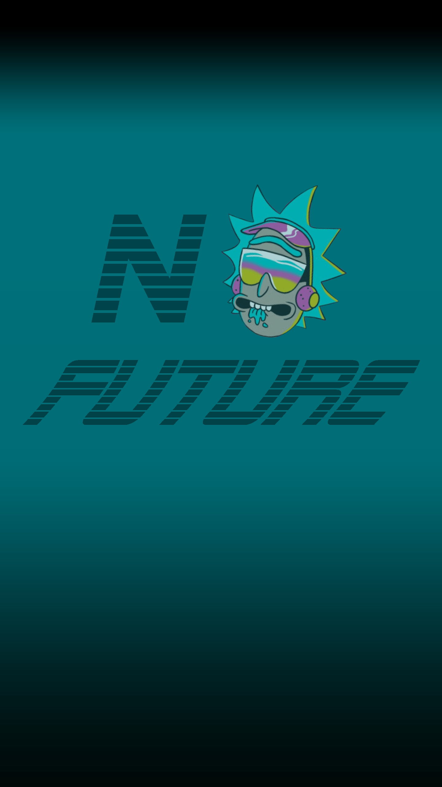 Amoled Rick And Morty Wallpapers Wallpaper Cave