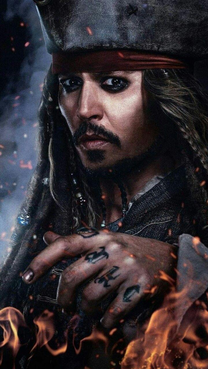 Captain Jack Sparrow Android Wallpapers Wallpaper Cave