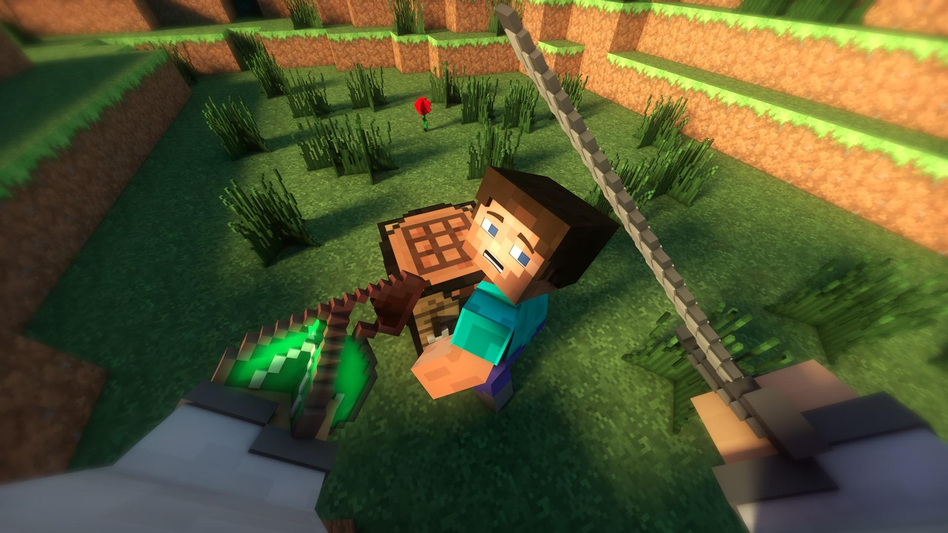 Minecraft Anime 1080p Wallpapers Wallpaper Cave