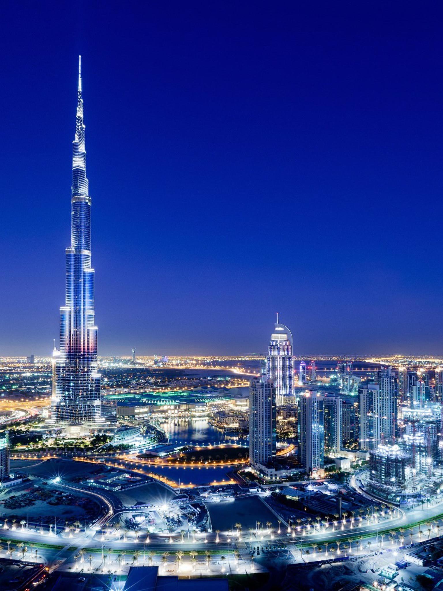 Дубай обои на айфон высотные дом дубая